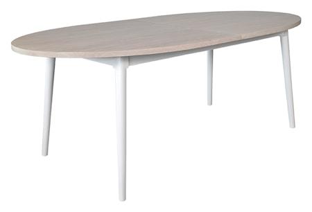 RGE Asperö ovalt spisebord med ekstraplade thumbnail
