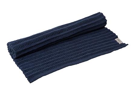 Matta 70x100 cm, blå