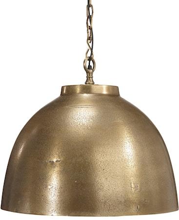 Bilde av PR Home Rogester Taklampe Råmessing 60cm