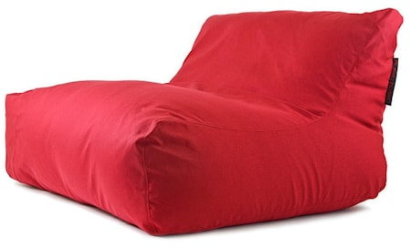 Pusku Pusku Sofa lounge nordic sittsäck - Red