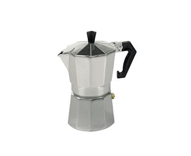 Espressokanna Aluminium 3 koppar