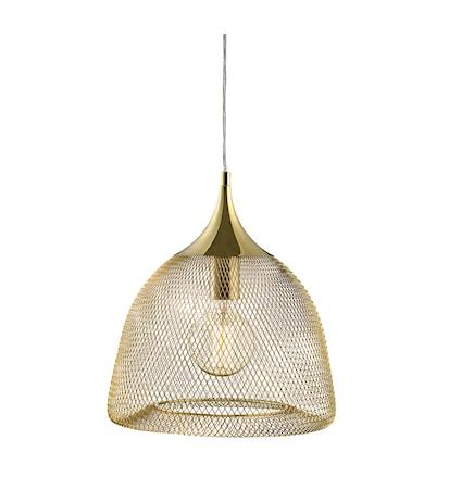 Bilde av Markslöjd Grid Taklampe Messing 33 cm