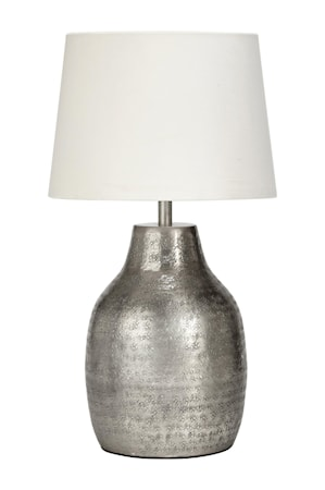 Bordslampa Humphrey med lampskärm Sofia