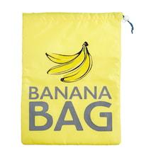 Bananpåse Polyester 38x28 cm