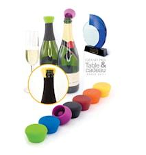 Champagnekork Silikon 2-pack