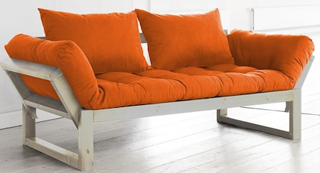 KARUP Edge soffa ? Natur/Orange