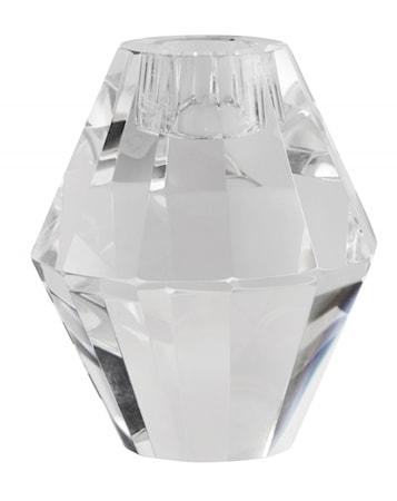 Nordal Ljusstake Crystal Glass