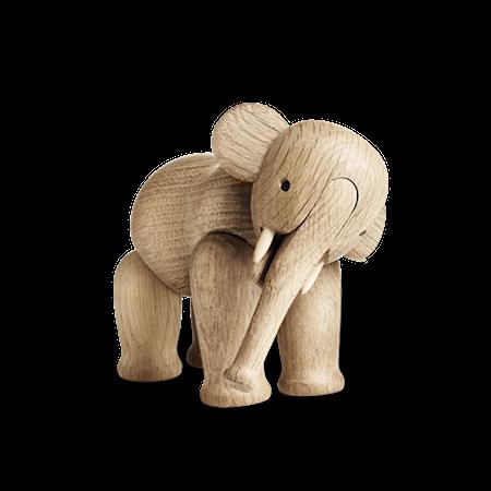 Elefant liten ek