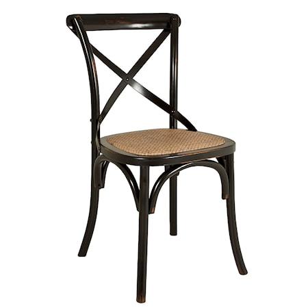 Falsterbo Vintage stol - Svart