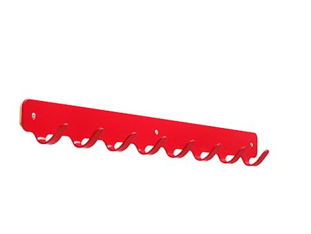 Functionals Hooks 8 klädhängare ? Röd