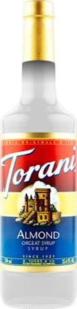 Torani Orgeat (Almond) syrup