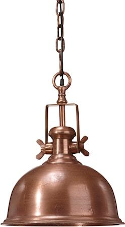 Bilde av PR Home Leeds Taklampe Råkobber 50cm