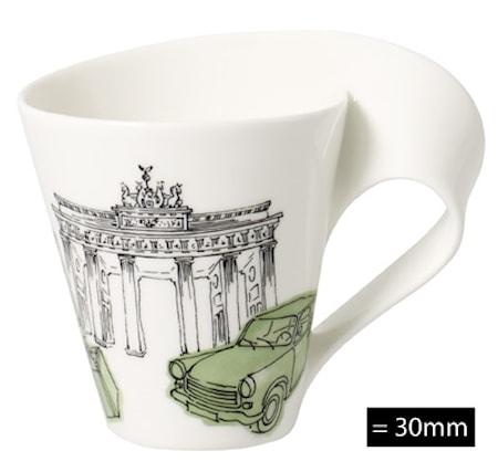 Villeroy & Boch NewWave Caffe Berlin Mugg 035l GB