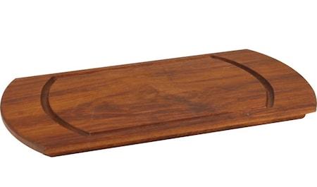 Lava Skærebræt 27x47 cm Iroko Wood thumbnail