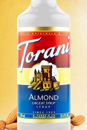 Torani Almond Syrup 375 ml -