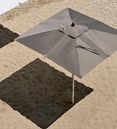 Ethimo Free rektangel 3x2 parasoll - Med parasollfot