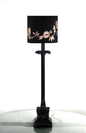 Bilde av Globen Lighting Bordlampe Florens Svart