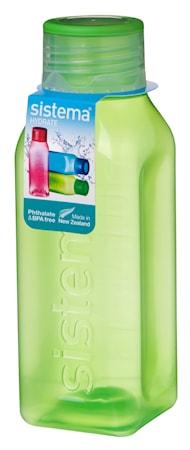 Sistema Hydration 475ml Small Square Bottle