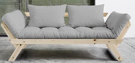 KARUP BeBop soffa ? Natur/Ljusgrå