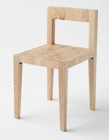 Scandinavian wood 45X45 Stol