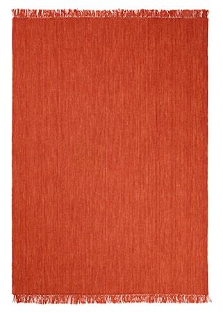 Nanda Matta Ull Jaffa Orange 200x300 cm