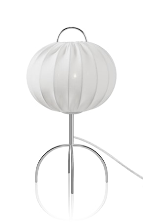 Scandi Bordslampa Krom