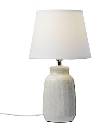 Bilde av Cottex Sinus Bordlampe Hvit