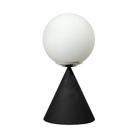 Bordslampa Airi Svart/Vit