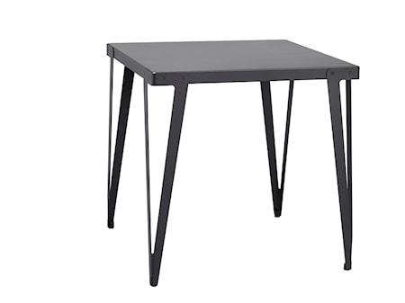Functionals Lloyd high table barbord ? 110x110, svart