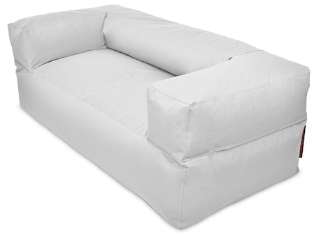 Pusku Pusku Sofa moog OX sittsäck - White Grey