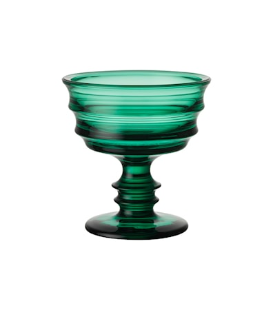 By Me Smaragdgrön Skål D: 128mm Kosta Boda