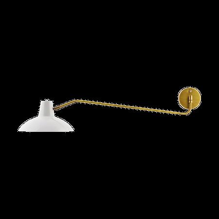 Bilde av House Doctor Desk Vegglampe Grå Matt 31 cm
