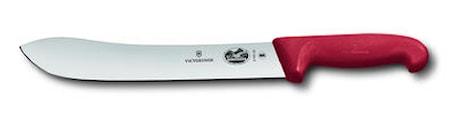 Slaktkniv Fibroxhandtag Röd 25 cm