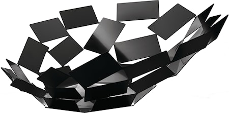 Alessi La Stanza Centerpiece Vati, Musta
