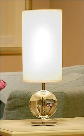 Bilde av Texa Design Rivoli bordlampe liten