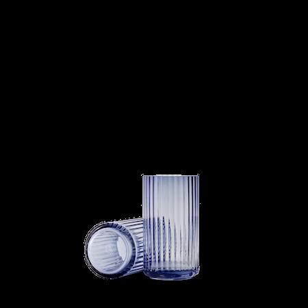 Vas Munblåst Glas Midninght Blue 15cm