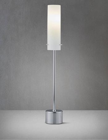 Bilde av Herstal Mini Tube bordlampe hvit G9