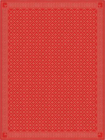 Ekelund ÅTTEBLADROSE 33 Pöytäliina 150X200 CM
