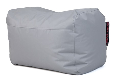 Pusku Pusku Plus OX sittpuff - White/grey