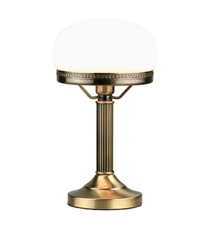 Bilde av Markslöjd Strindberg Bordlampe Hvit 35 cm