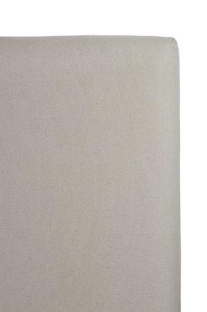 Himla Sänggavel med klädsel Weeknight 160x140 cm - Ash