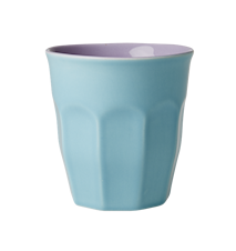 Mugg Tvåtonad Keramik Mint/Lavender