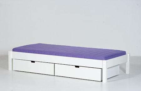 Manis-h Ull säng vit - 90x160