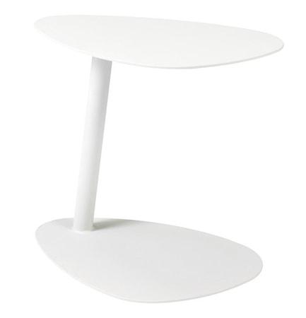 Ethimo Smart sidetable bord - Vit