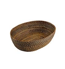 Brödkorg 29,5x23cm Oval