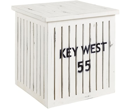 Keywest Trunk - Vit