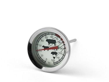 Steketermometer stripete Funktion