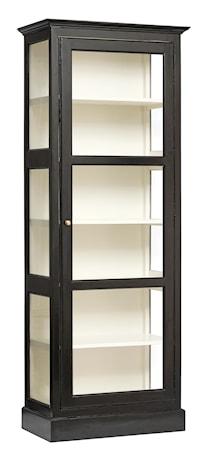 Nordal Classic cabinet vitrinskåp - Enkel