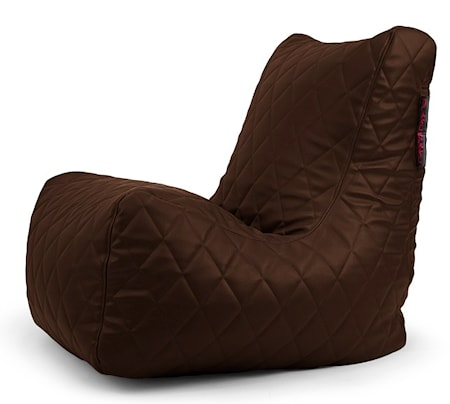 Pusku Pusku Seat quilted outside sittsäck ? Brown