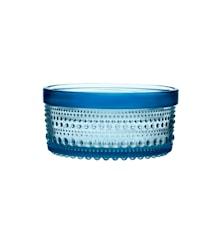 Kastehelmi burk 116x57 mm ljusblå